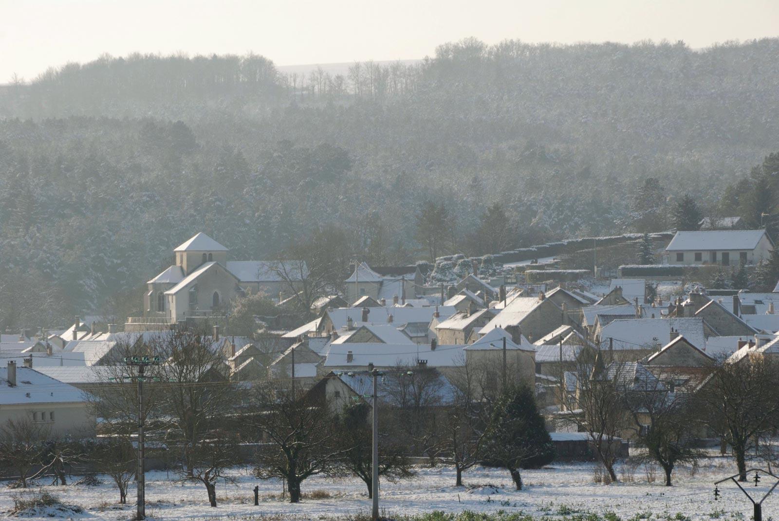 Plaines St Lange