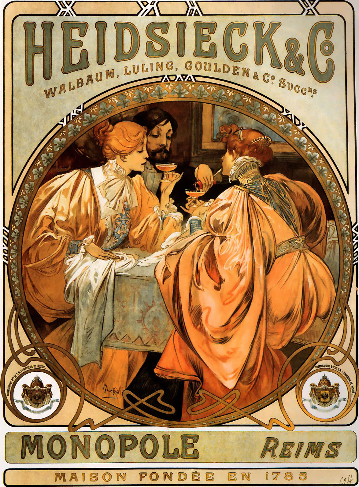 Heidsieck and Co Monopole