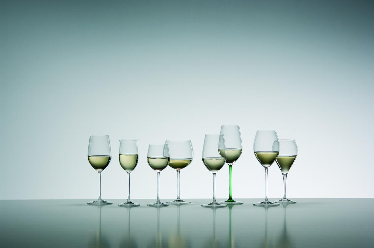 Champagnerglas - das Weinglas