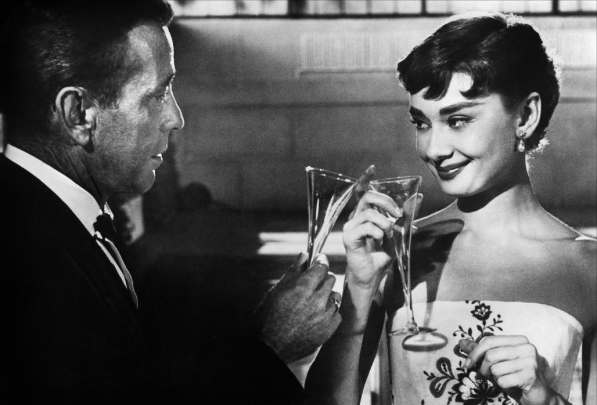 Champagnerglas - die Flöte