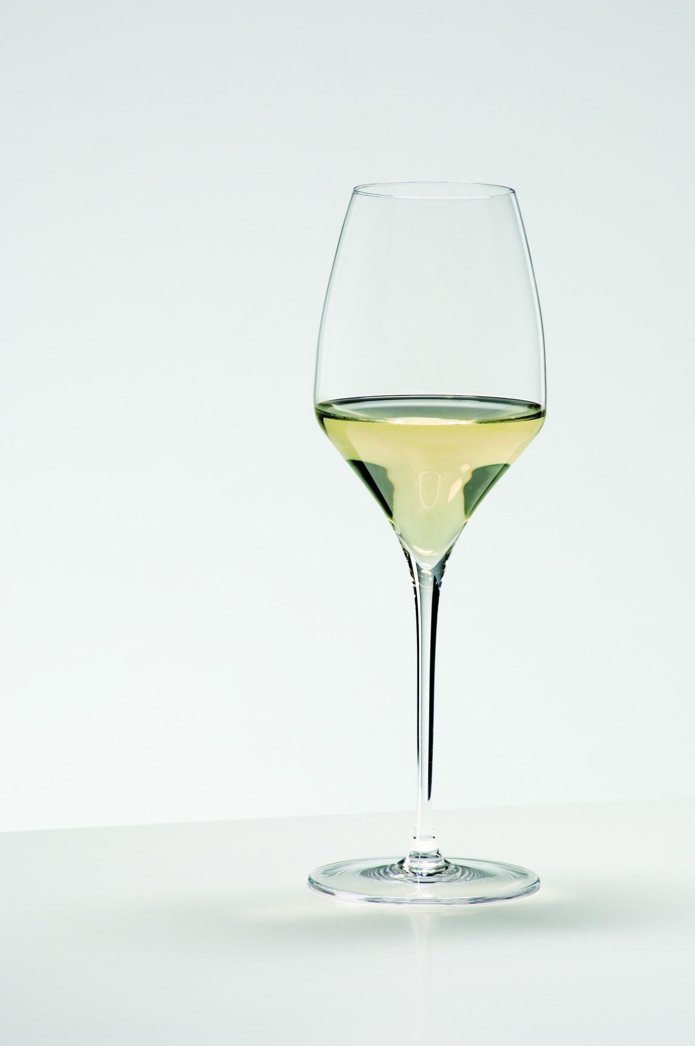 Champagnerglas - die Tulpe
