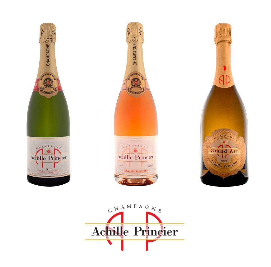 Champagne Achille Princier