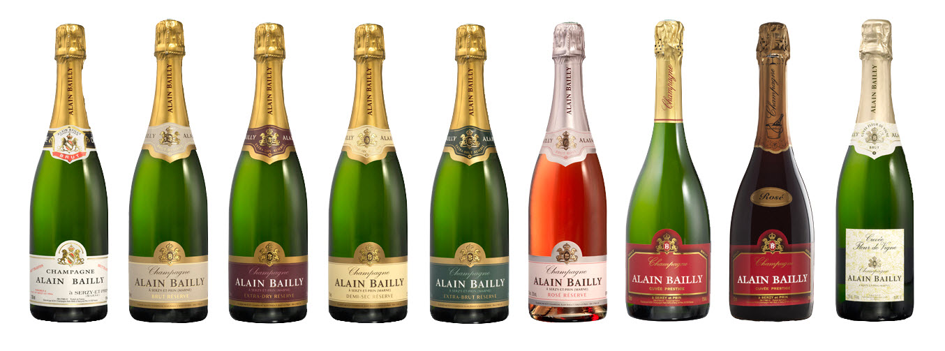 Champagne Alain Bailly