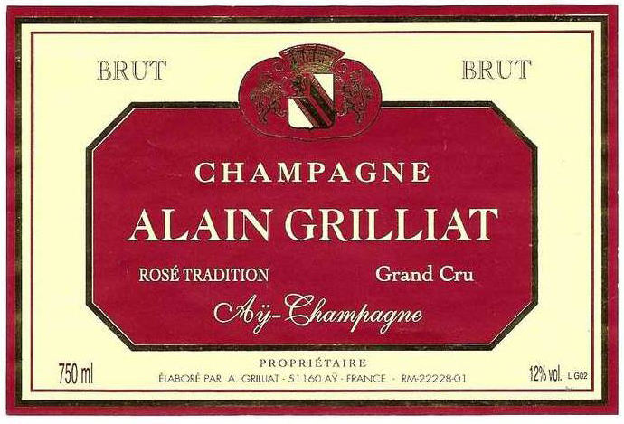 Champagne Alain Grilliat