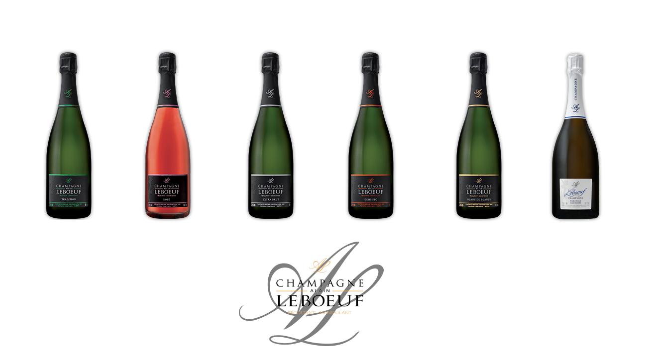 Champagne Alain Leboeuf