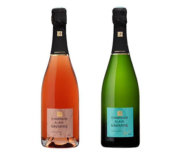 Champagne Alain Navarre