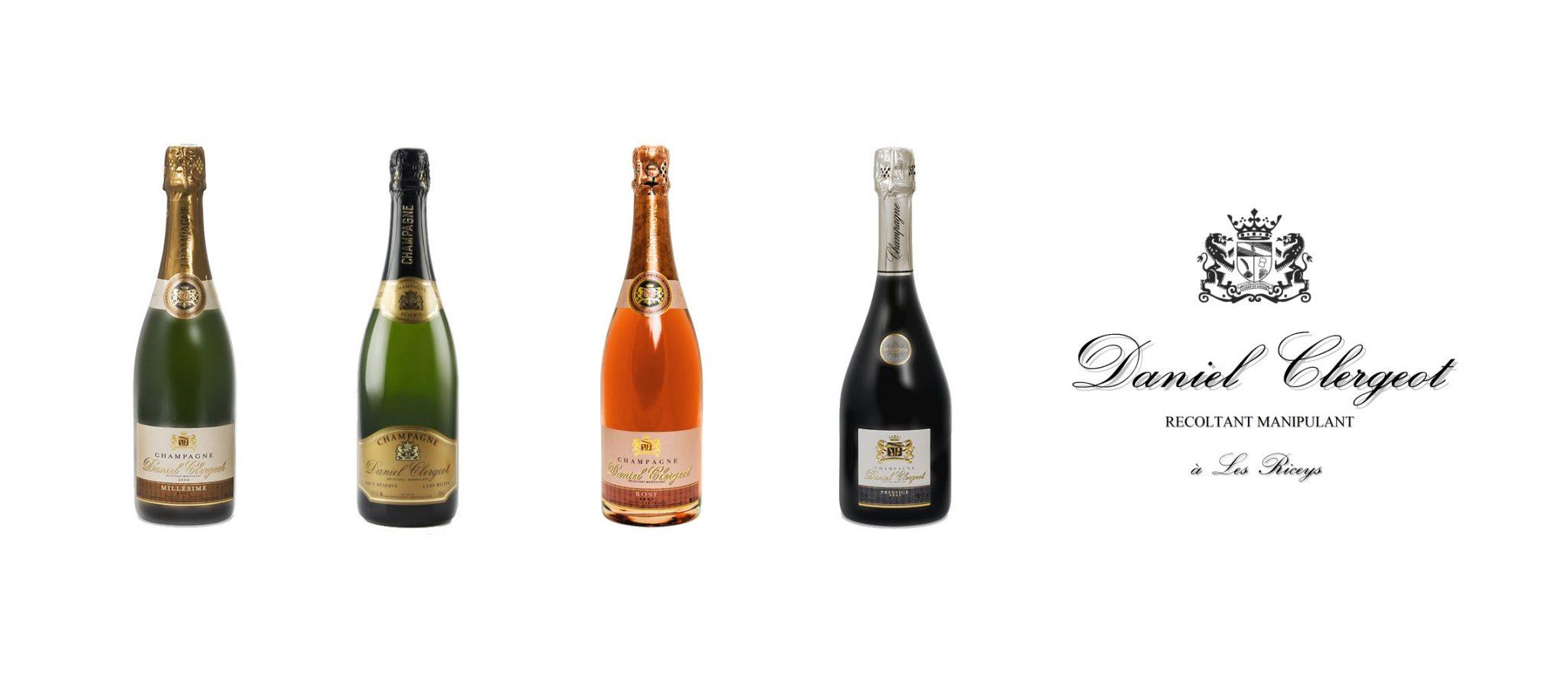 Champagne Daniel Clergeot