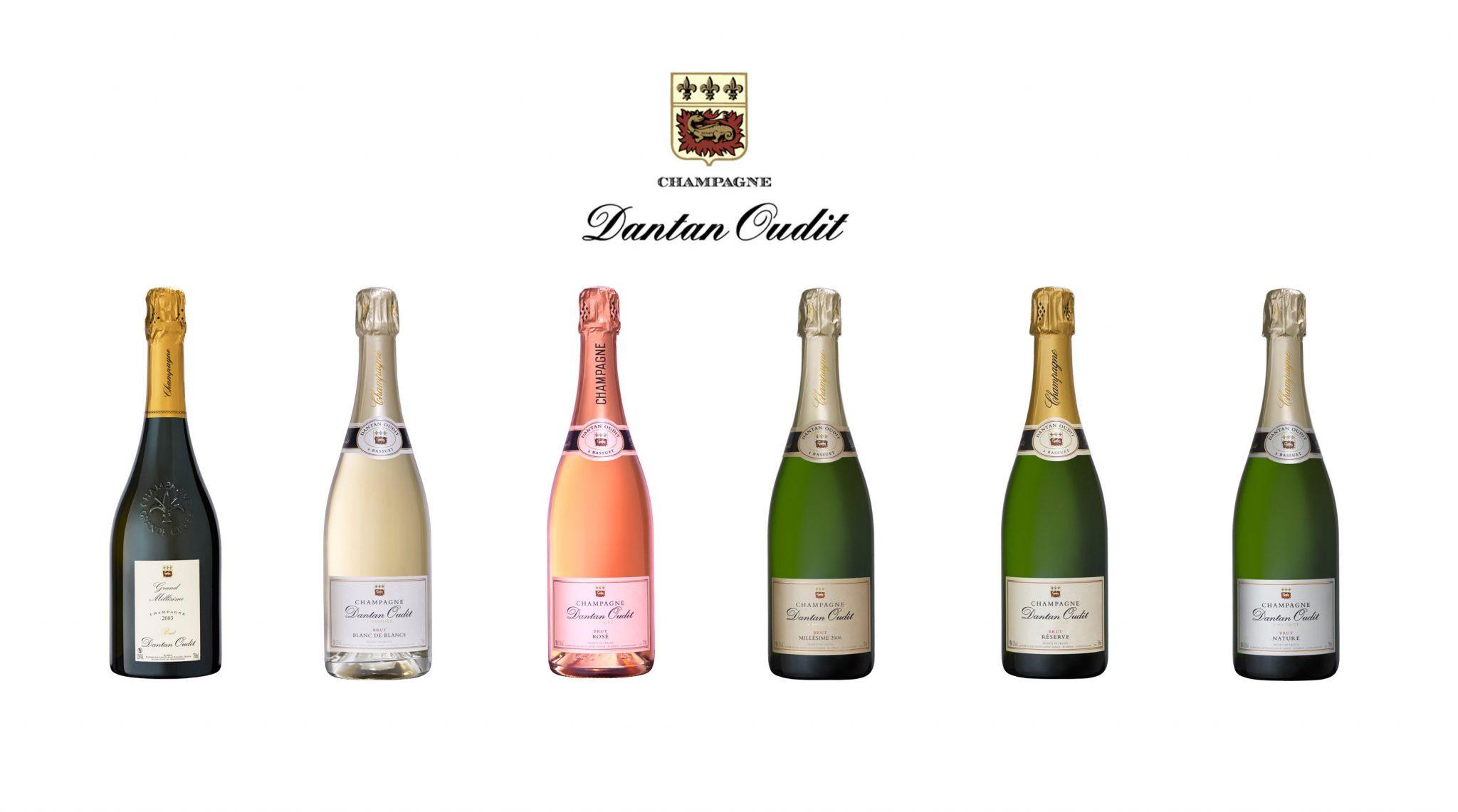 Champagne Dantan Oudit