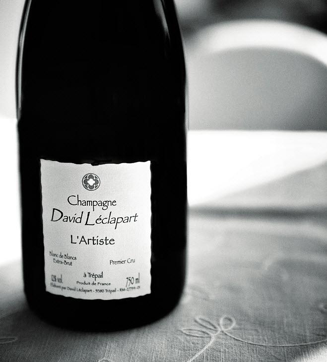 Champagne David Léclapart