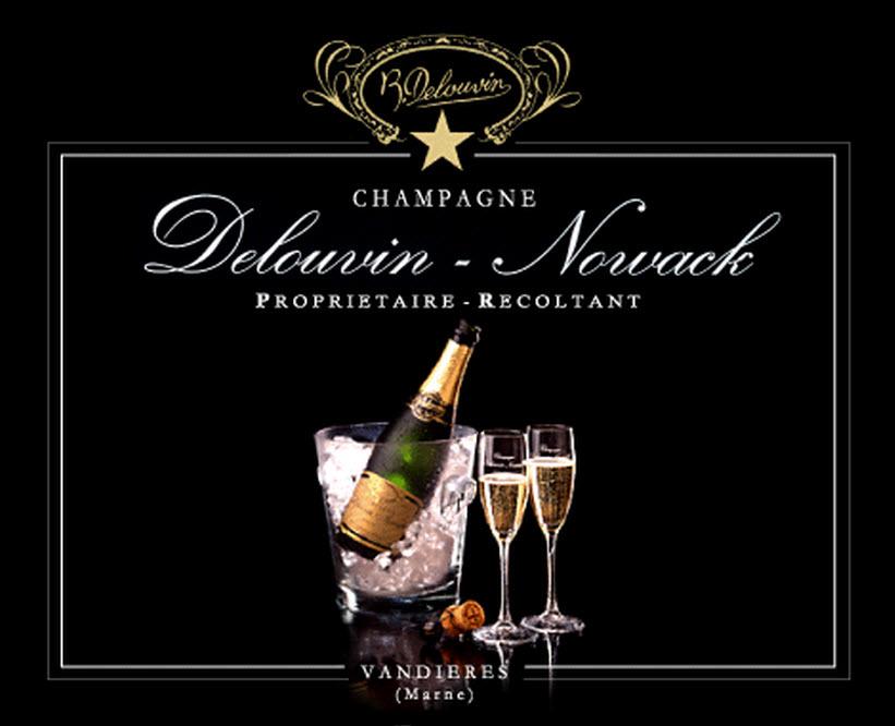 Champagne Delouvin-Nowack