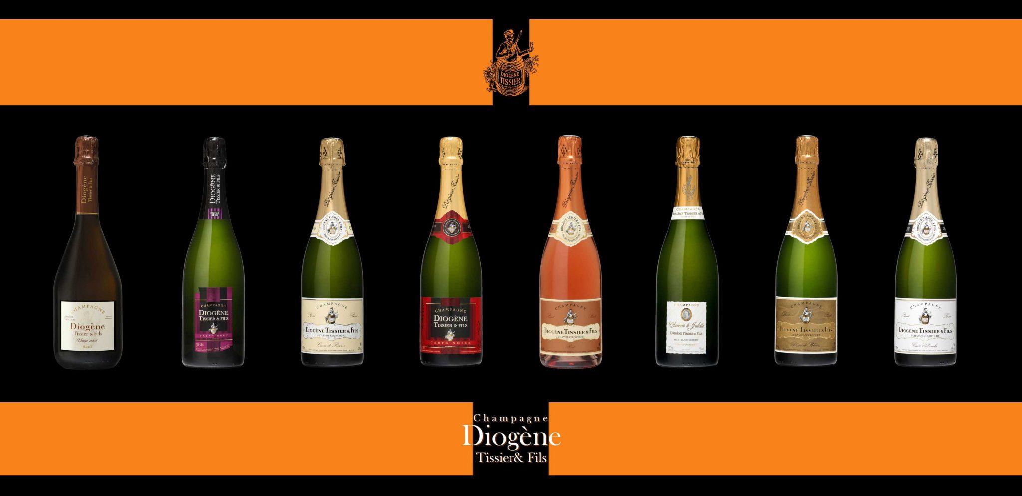 Champagne Diogène Tissier & Fils