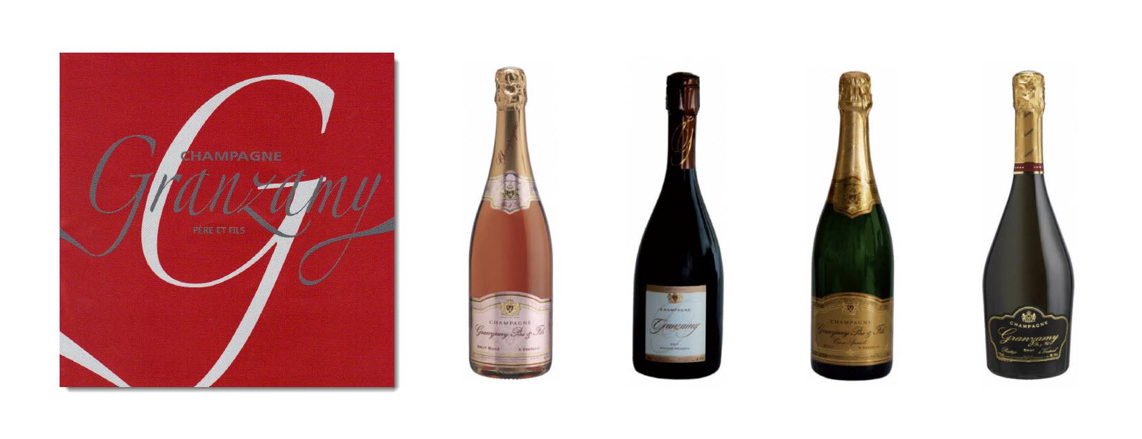 champagne granzamy