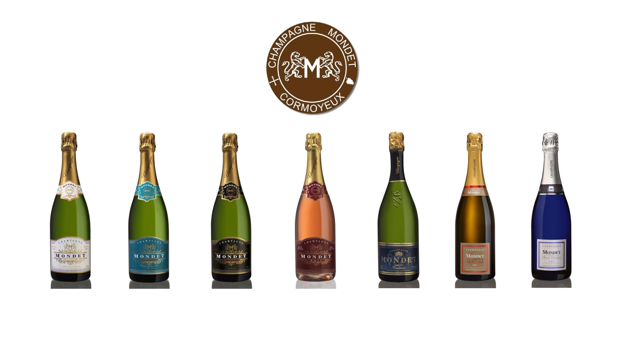 Champagne Mondet