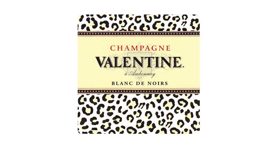 Champagne Valentine