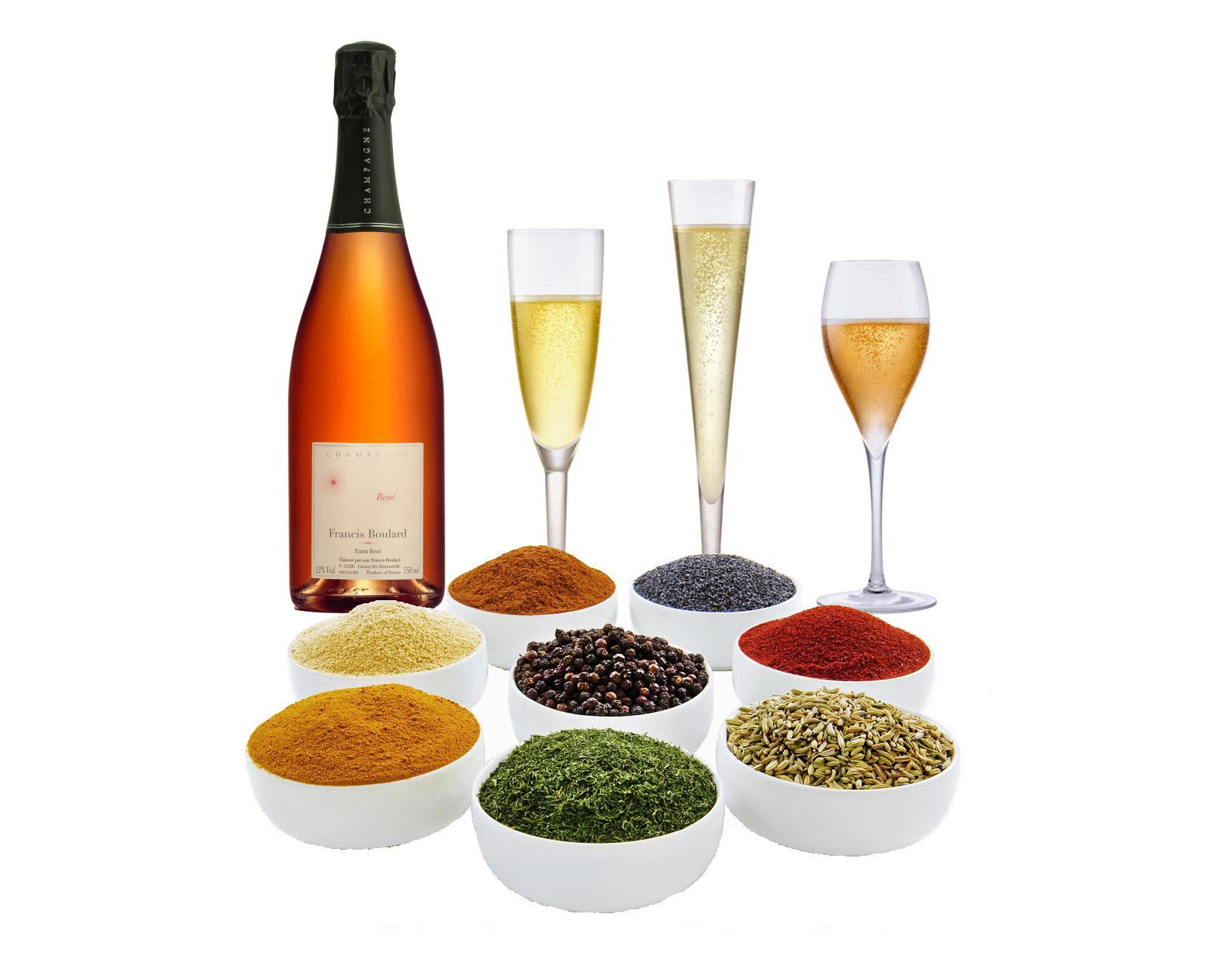 Champagner-und-Gewuerze