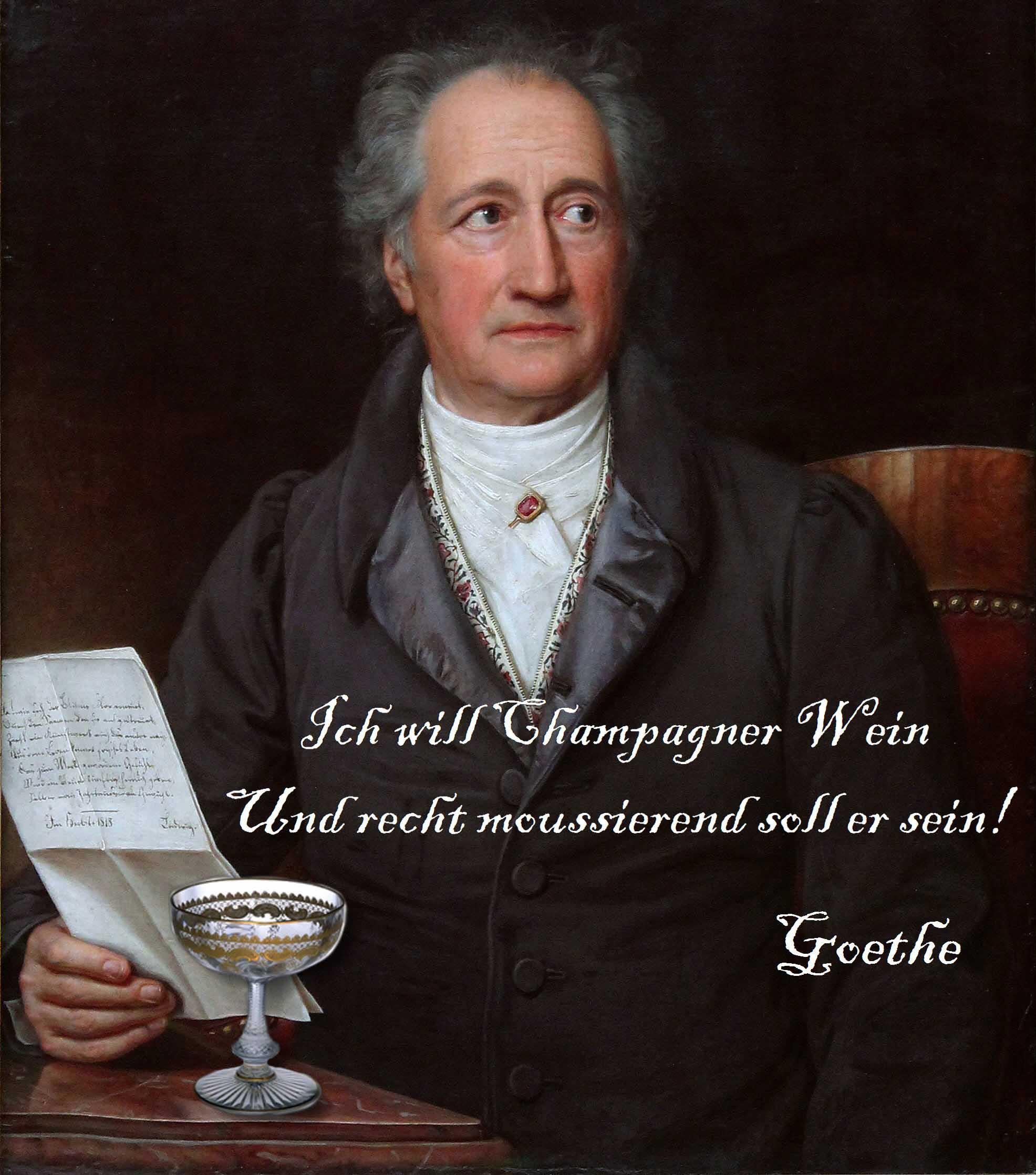 Goethe-und-Champagner