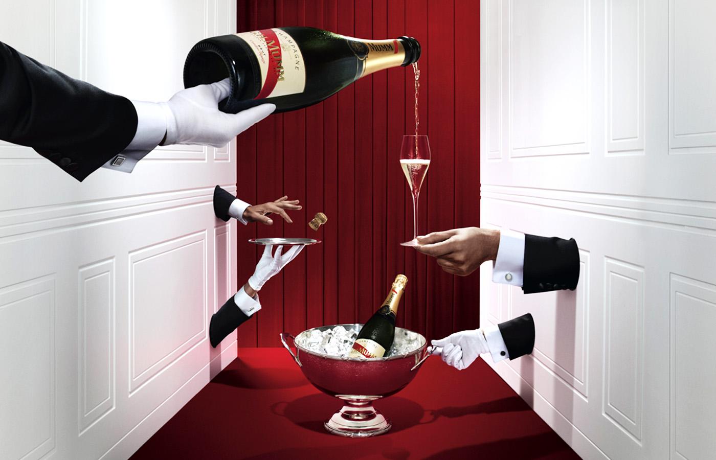 Mumm Champagner-preis