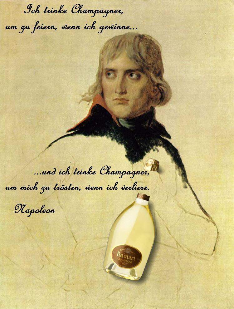 Napoleon-Champagner