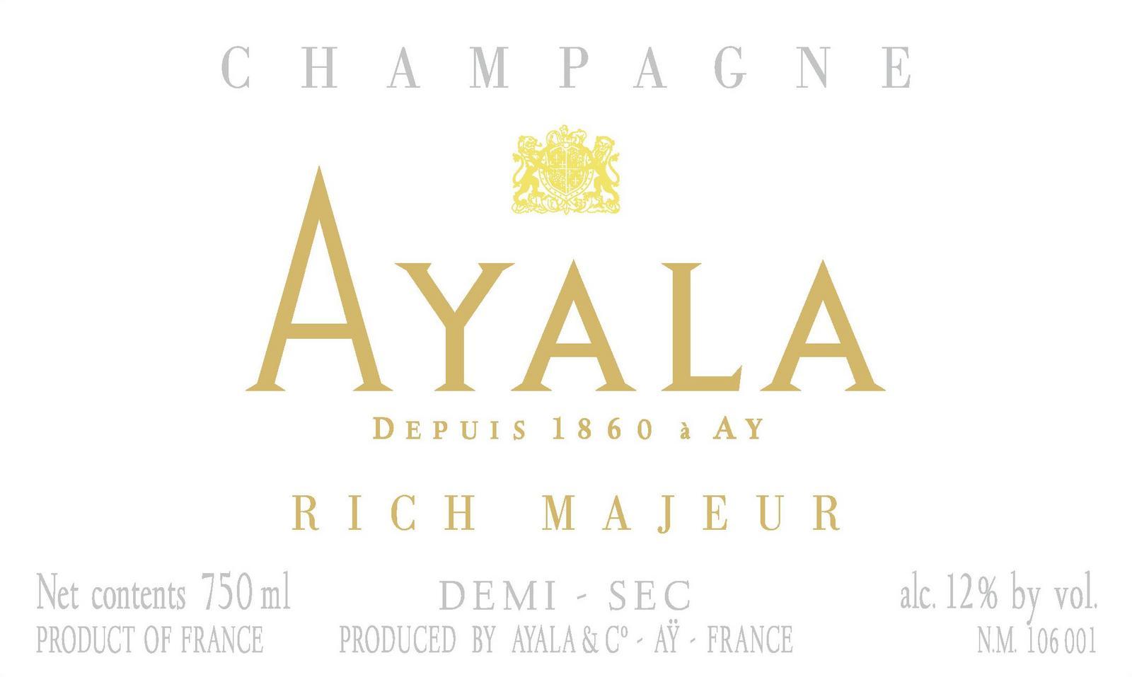 ayala champagner