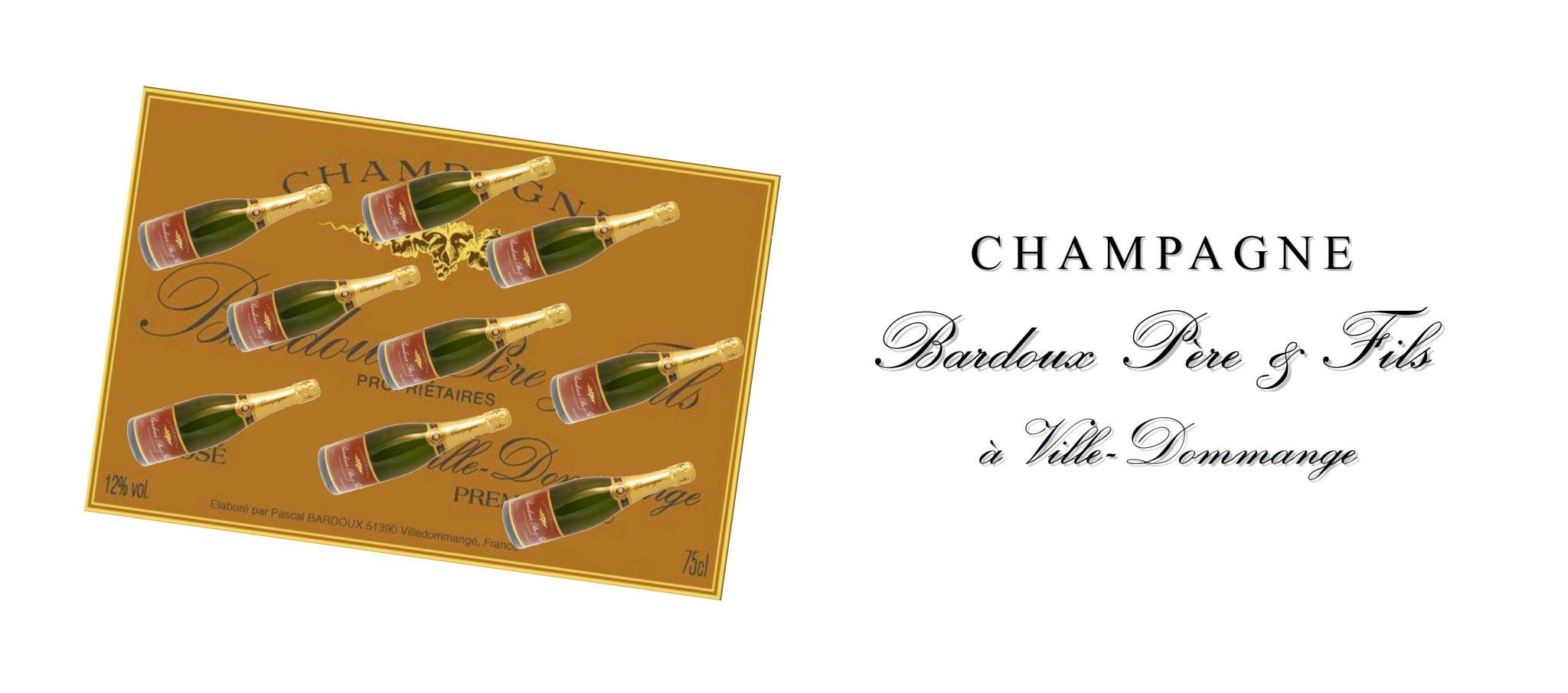 Champagne Bardoux Pere et Fils