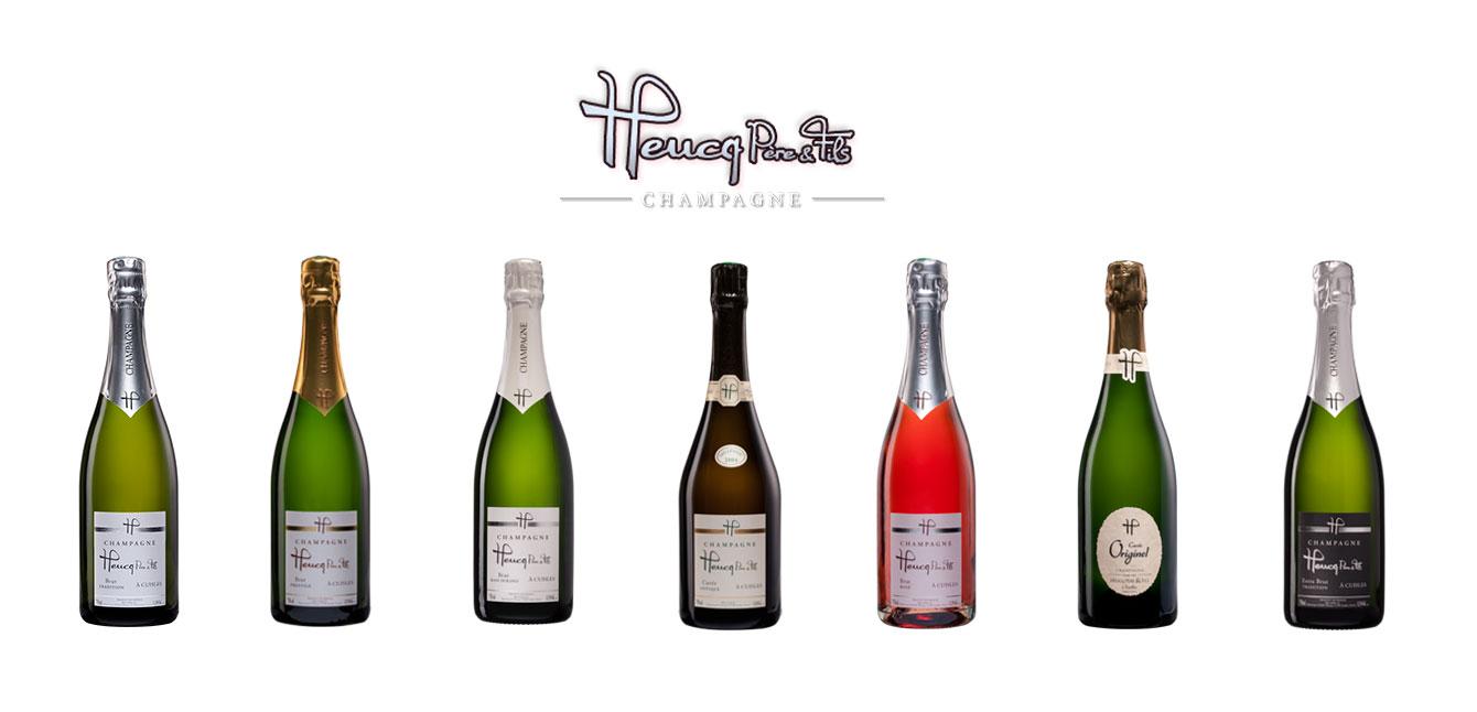 champagne heucq