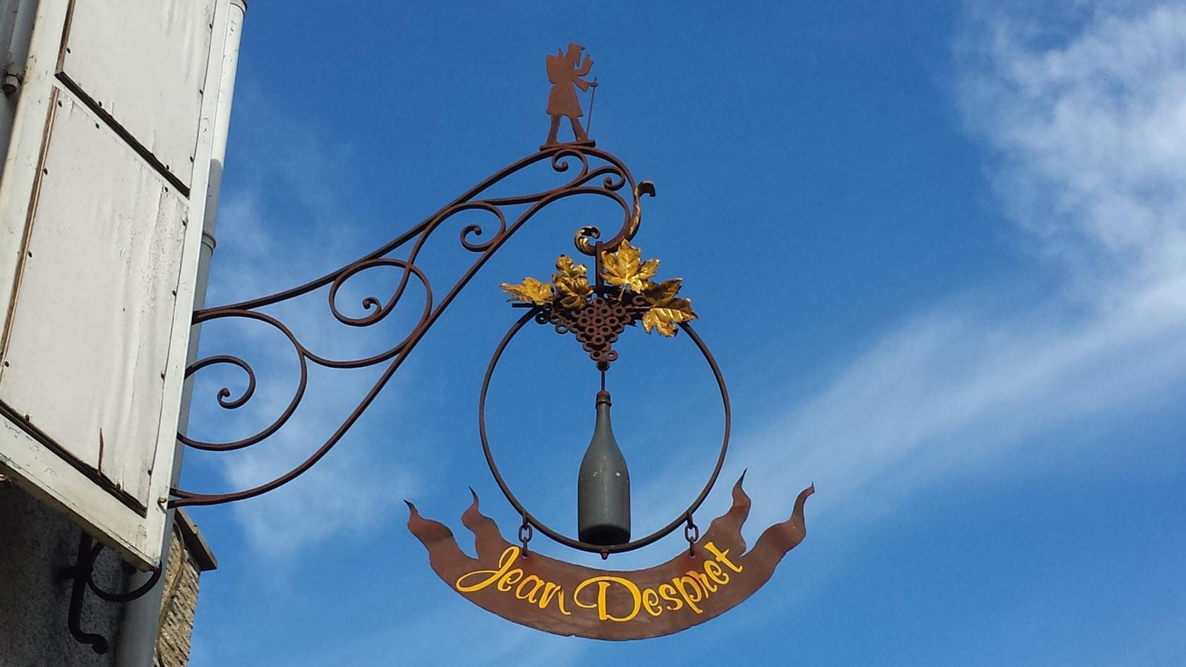 Champagne Jean Despret