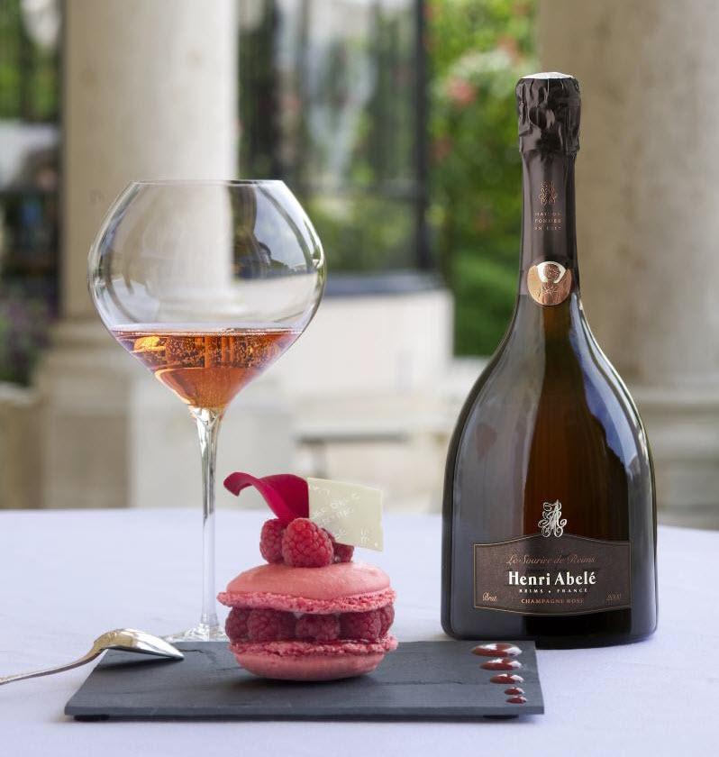 champagner dessert